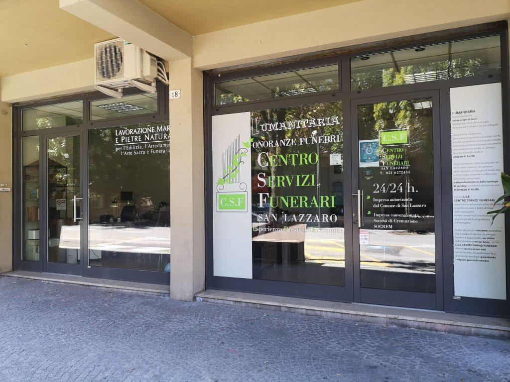 Centro Servizi Funerari San Lazzaro - Agenzia Funebre Bologna