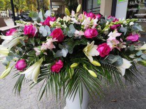 composizioni floreali - Centro Servizi Funerari San lazzaro
